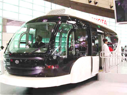 public transport can use hovering effects created by Keshe plasma reactors